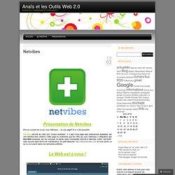 Anaïs et les Outils Web 2.0