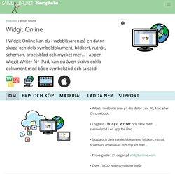 Widgit Online - Symbolbruket