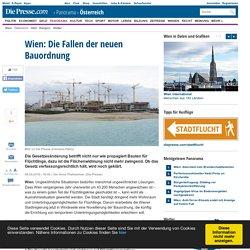Wien: Die Fallen der neuen Bauordnung
