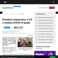 AGROPOSKA_PL 26/08/20 TRAD AUTO : Le nombre de porcs abattus dans l'Union européenne a diminué de 3% au cours des 5 premiers mois de cette année. Cela est dû à la pandémie de coronavirus, aux fermetures de restaurants et à la réduction du tourisme.