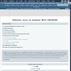 WiFi ESP8266
