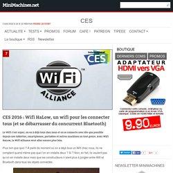 Wifi HaLow, un wifi pour les connecter tous