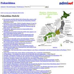 Wiki_Adminet: Fukushima