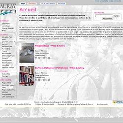 Wiki Centenaire de la Grande Guerre