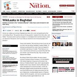 WikiLeaks in Baghdad