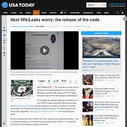 WikiLeaks CIA Cyberwar Pearl Harbor code release dangerous