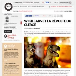 Wikileaks et la révolte du clergé » Article » OWNI, Digital Journalism