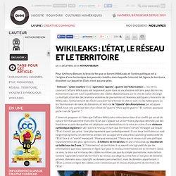 Wikileaks : l'État, le réseau et le territoire » Article » OWNI, Digital Journalism