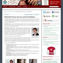 Wikimédia France crée son conseil scientifique