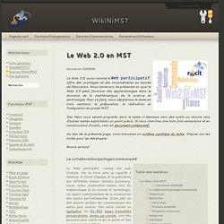 WikiniMST:Web2Mst