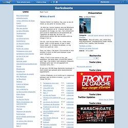 Wikio d'avril - Le blog de Rébus