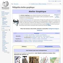 Wikipédia:Atelier graphique