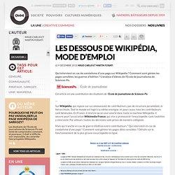 Les dessous de Wikipédia, mode d'emploi » Article » OWNI, Digital Journalism