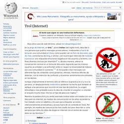 Trol (Internet)