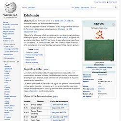Edubuntu - Educación y software libre