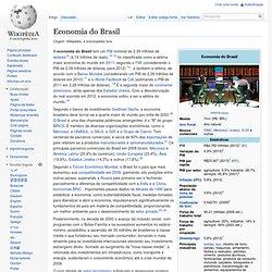 Economia do Brasil