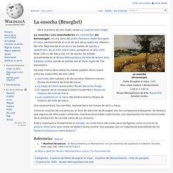 La cosecha (Brueghel)