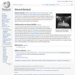 Edward Kienholz