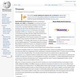Trusonic