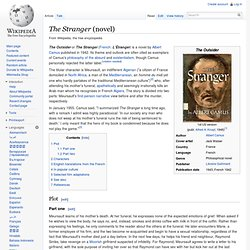 The Stranger (novel)