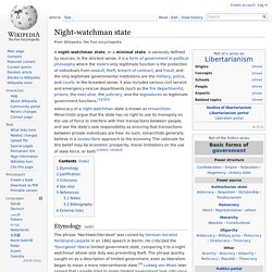 Night-watchman state