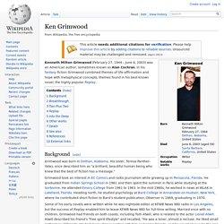 Ken Grimwood