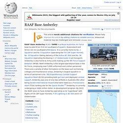 RAAF Base Amberley