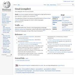 Graal (compiler)