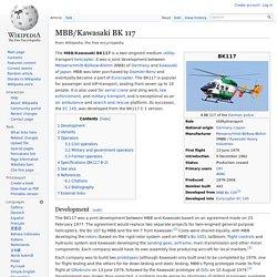 MBB/Kawasaki BK 117