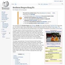 Southern Dragon Kung Fu