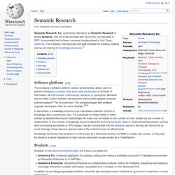 Semantic Research
