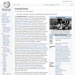 Wikipedia DEAD