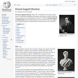 Francis Leggatt Chantrey