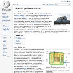 Advanced gas-cooled reactor - Wiki