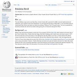 Fräulein Devil