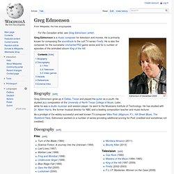 Greg Edmonson
