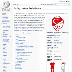 Turkey national football team