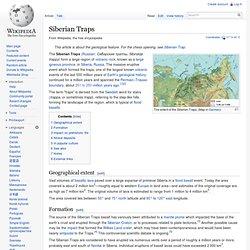 Siberian Traps