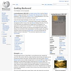 Looking Backward (wiki)