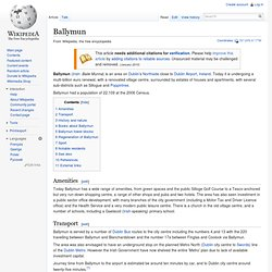 Ballymun