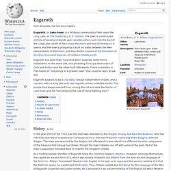 Esgaroth