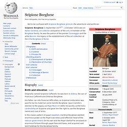 Scipione Borghese