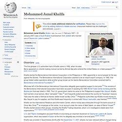 Mohammed Jamal Khalifa