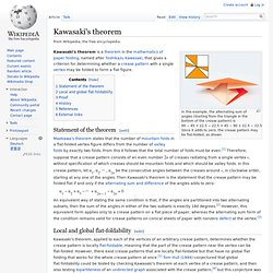 proving the kawasaki theorem Mumford stacks a version of the theorem for complex v -manifolds was proved  by kawasaki [kaw] using index-theoretic methods toen [toe] also proved a.