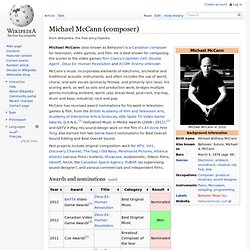Michael McCann (composer)