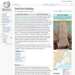 Daily News Building