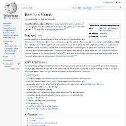 Hamilton Morris