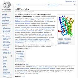 5-HT receptor
