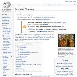 Magician (fantasy)