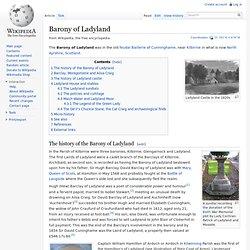 Barony of Ladyland